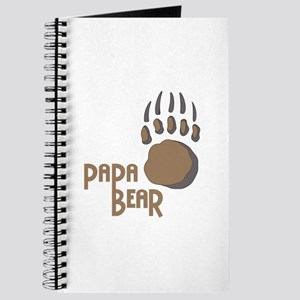 BEAR PAW PAPA Journal
