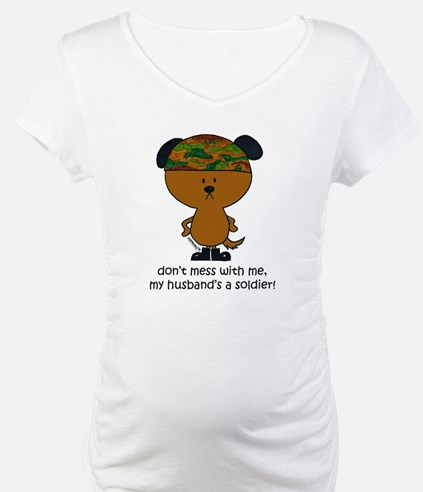 don't mess with me (husband) Shirt