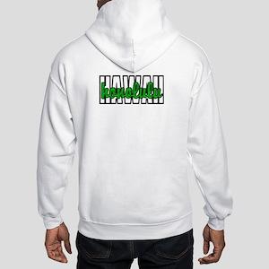 hawaii light Hooded Sweatshirt