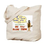 Blogging Gifts Tote Bag