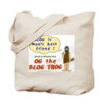 Blogging Gifts Tote Bag