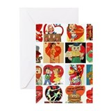 Valentines day Greeting Cards (20 Pack)