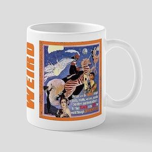 Weird People Mug Mugs