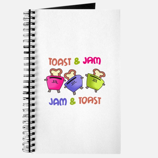 TOAST AND JAM Journal