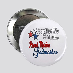 Marine Godmother Button