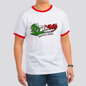 Bronx Italian Style Ringer T