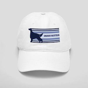 Irish Setter (retro-blue) Cap