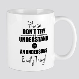 Custom Family Thing Mug