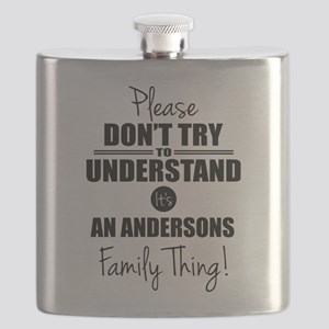 Custom Family Thing Flask