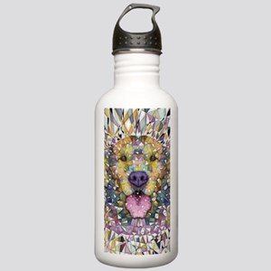 Rainbow Dog Stainless Water Bottle 1.0L