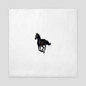 GALLOPING HORSE Queen Duvet