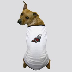 LAWNMOWER Dog T-Shirt