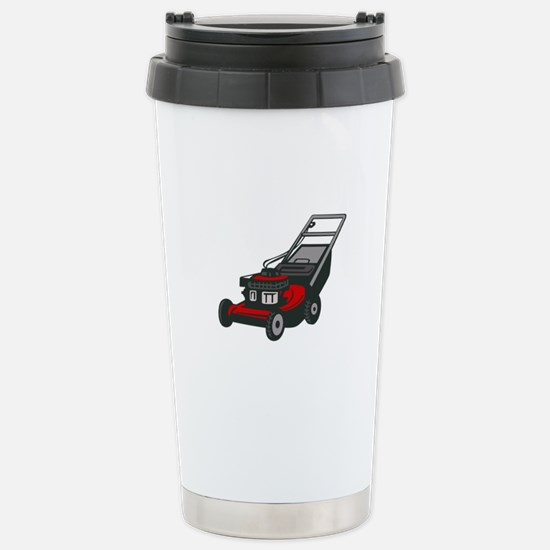 LAWNMOWER Travel Mug