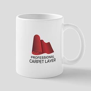 PROFESSIONAL CARPET LAYER Mugs