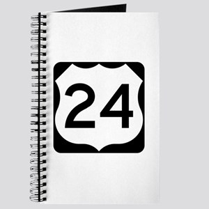US Route 24 Journal
