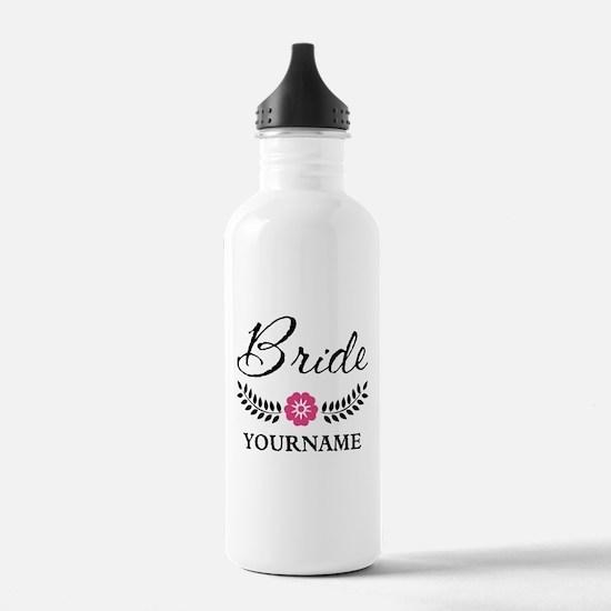 Custom Bride with Flow Water Bottle