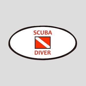 SCUBA DIVER Patches
