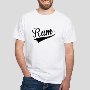 Rum, Retro, T-Shirt