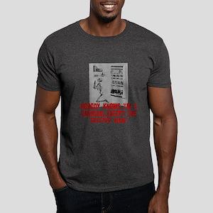 Cannibal humor Dark T-Shirt