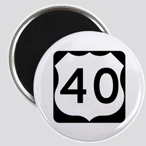 US Route 40 Magnet