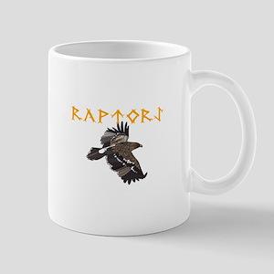 RAPTORS MASCOT Mugs