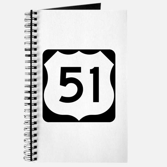 US Route 51 Journal