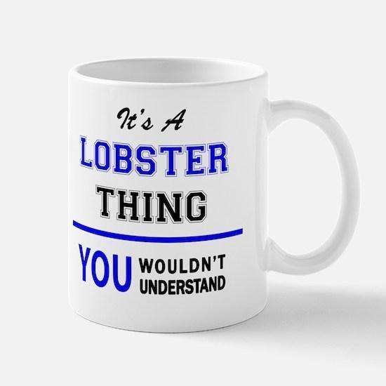 Unique Lobsters Mug