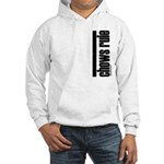Chows Rule Chow Chow Hooded Sweatshirt