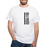 Dobies Rule White T-Shirt