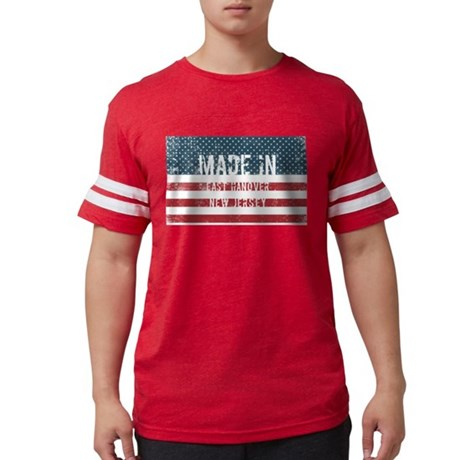 Made in East Hanover, New Jersey T-Shirt