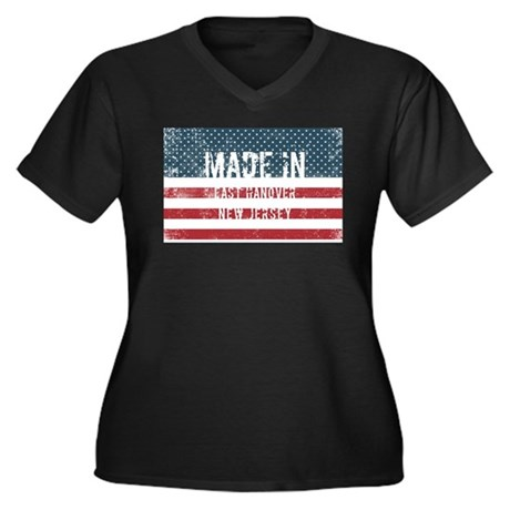 Made in East Hanover, New Jersey Plus Size T-Shirt