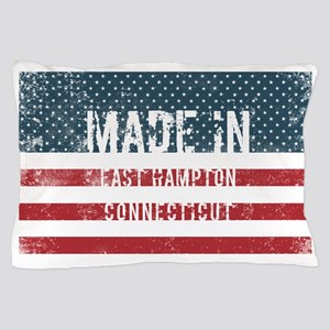Made in East Hampton, Connecticut Pillow Case