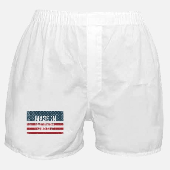 Made in East Hampton, Connecticut Boxer Shorts