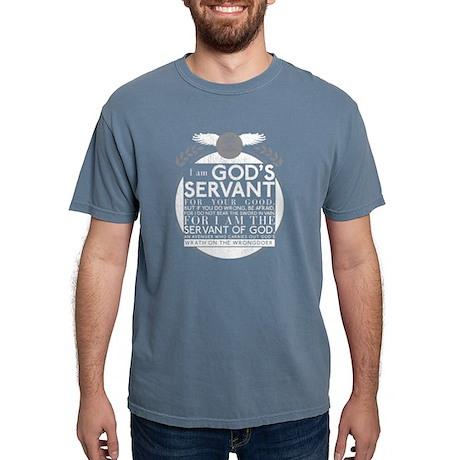 State Trooper T Shirt Gods Servant State H T-Shirt