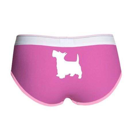 dog Women's Boy Brief