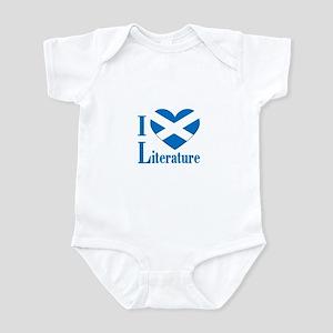 Scottish Literature Infant Bodysuit