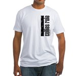 Collies Rule Fitted T-Shirt