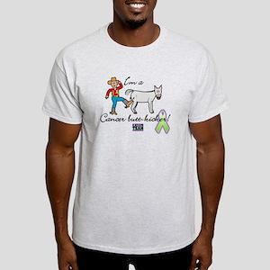 cancer butt kicker Light T-Shirt