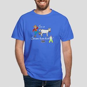 cancer butt kicker Dark T-Shirt