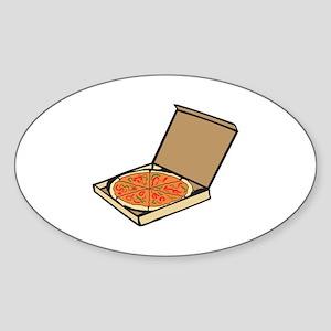 PIZZA BOX Sticker