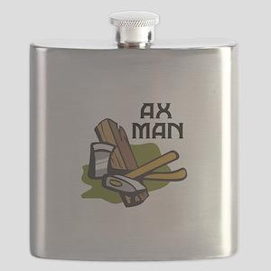 AX MAN Flask