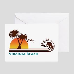Virginia Beach Greeting Cards (Pk of 10)