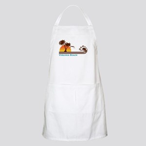 Virginia Beach BBQ Apron