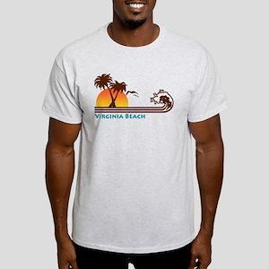 Virginia Beach Light T Shirt