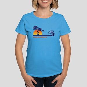 Virginia Beach Women's Dark T-Shirt