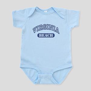 Virginia Beach Infant Bodysuit