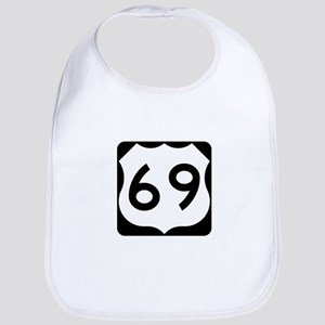 US Route 69 Bib