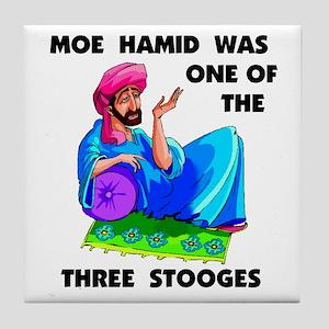 MOE HAMID Tile Coaster