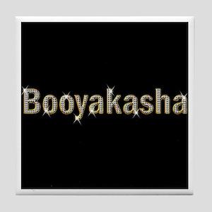 Booyakasha Tile Coaster