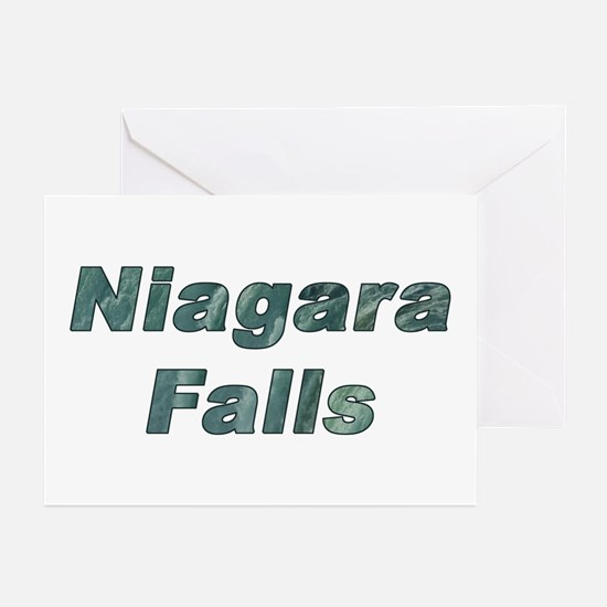 The Niagara Falls Greeting Cards (Pk of 10)
